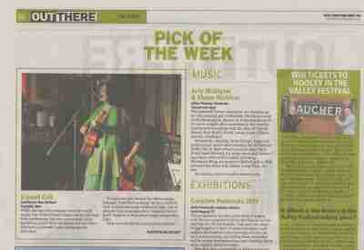 Telegraph pick of the week 1 August