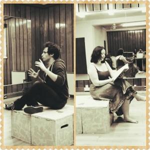 Rehearsals Insta